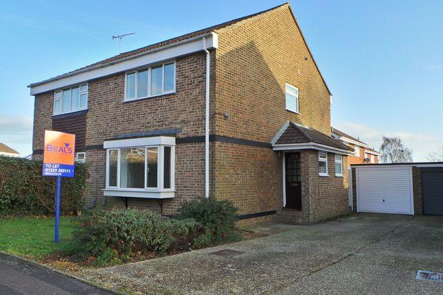 Thumbnail Semi-detached house to rent in Thames Drive, Fareham