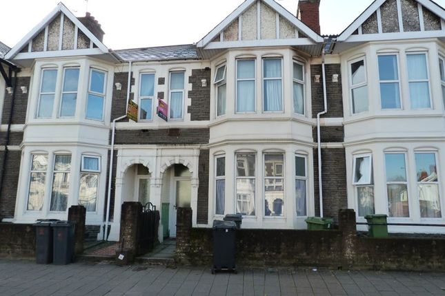 Thumbnail Property to rent in Whitchurch Road, Heath, ( 5 Beds )