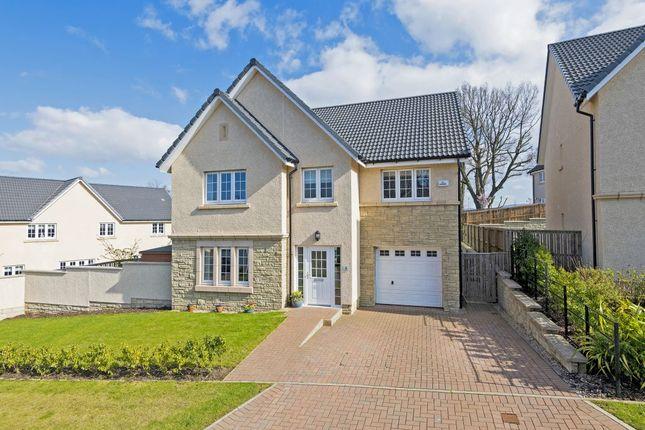 Thumbnail Detached house for sale in 2 Quarrypark Drive, Ratho, Edinburgh