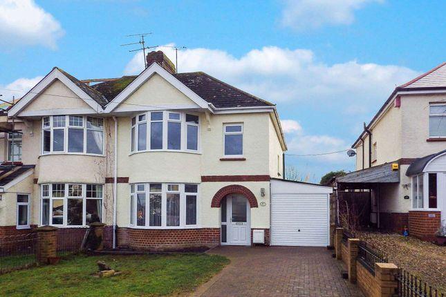 3 bedroom semi-detached house to rent in Jubilee Estate, Swindon, Wiltshire