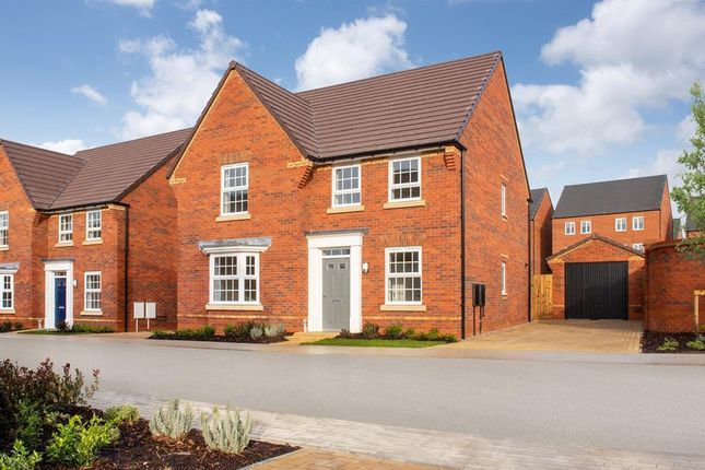 "Thumbnail Detached house for sale in ""Holden"" at Carters Lane, Kiln Farm, Milton Keynes"