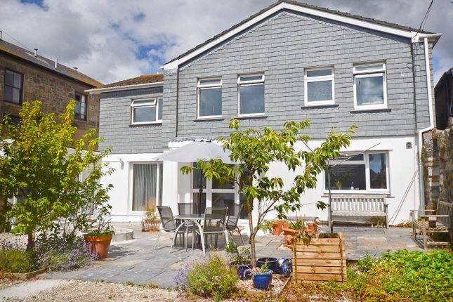 Thumbnail Detached house for sale in Voundervour Lane, Penzance