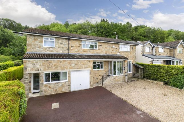 Thumbnail Detached house for sale in Queens Drive Lane, Ilkley
