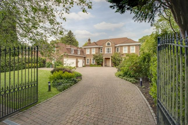 Thumbnail Detached house to rent in Valley Way, Gerrards Cross