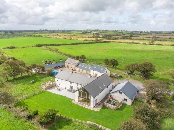 Thumbnail Barn conversion for sale in Coed Anna, Anglesey, Sir Ynys Mon