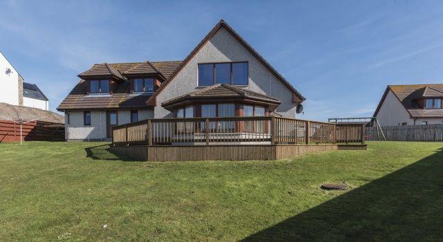 Thumbnail Detached house for sale in Gordon Brae, Portmahomack, Tain, Highland