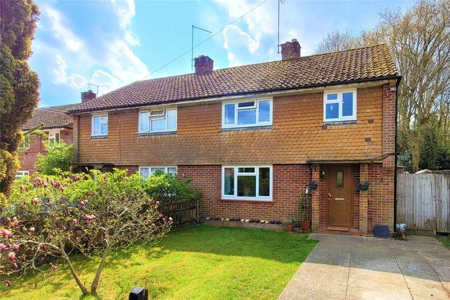 3 bed semi-detached house for sale in Oakfields, Walliswood, Dorking, Surrey RH5