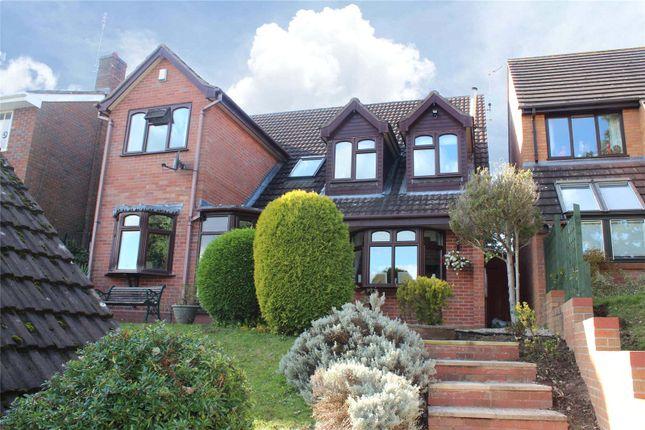 Thumbnail Detached house for sale in Foley Street, Kinver, Stourbridge