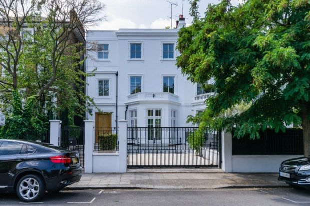 Thumbnail Property to rent in Porchester Terrace, Hyde Park