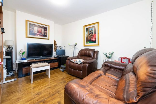 Living Room of Marine Terrace, Shrewsbury SY1