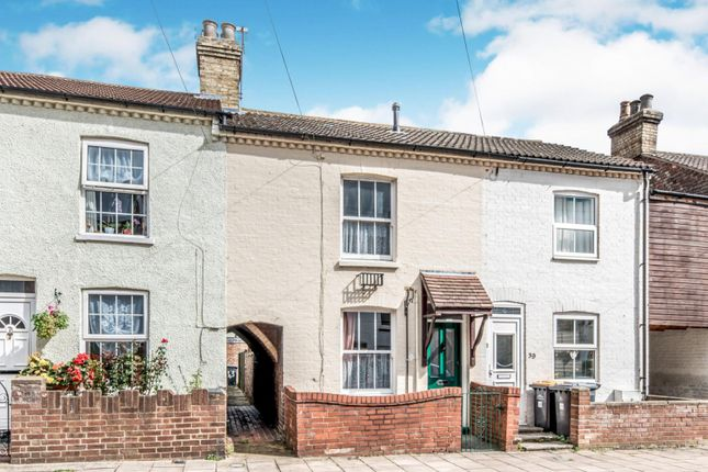 Thumbnail Terraced house to rent in Beaconsfield Street, Bedford