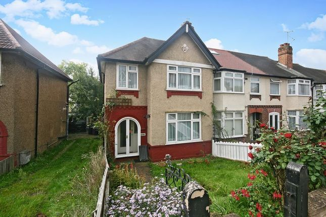 3 bed end terrace house for sale in Northwood Gardens, Sudbury Hill, Harrow