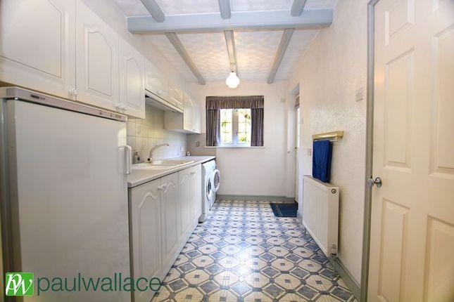 Utility Room of The Oval, Broxbourne EN10