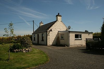 Thumbnail Cottage for sale in Glengyre Cottage And North Rhinns Campsite, Kirkcolm, Stranraer