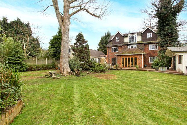 Thumbnail Detached house for sale in Westcar Lane, Hersham, Walton-On-Thames, Surrey