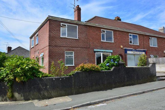 Thumbnail Semi-detached house for sale in Dale Avenue, Plymouth, Devon