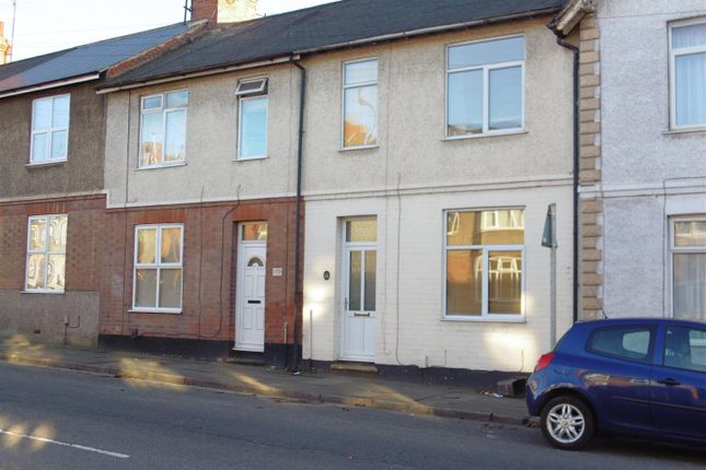 Thumbnail Terraced house to rent in St. Andrews Road, Northampton