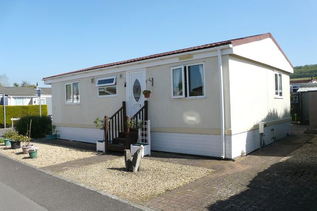 Thumbnail Mobile/park home for sale in New Road, Summer Lane Park Homes, Banwell