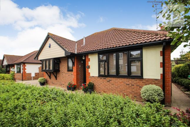 Thumbnail Bungalow for sale in Wessem Road, Canvey Island