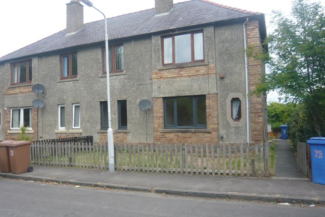 Thumbnail Flat to rent in Loch Street, Townhill, Dunfermline
