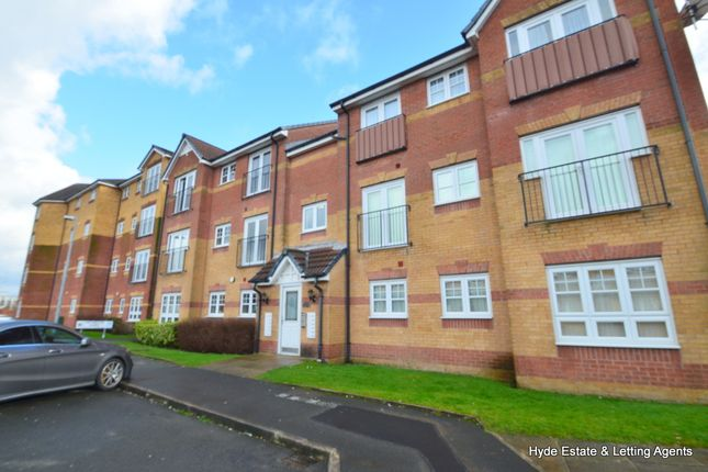Thumbnail Flat to rent in Lentworth Drive, Walkden, Manchester