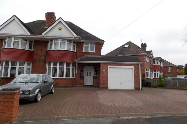 3 bed semi-detached house for sale in Heathmere Avenue, Yardley, Birmingham