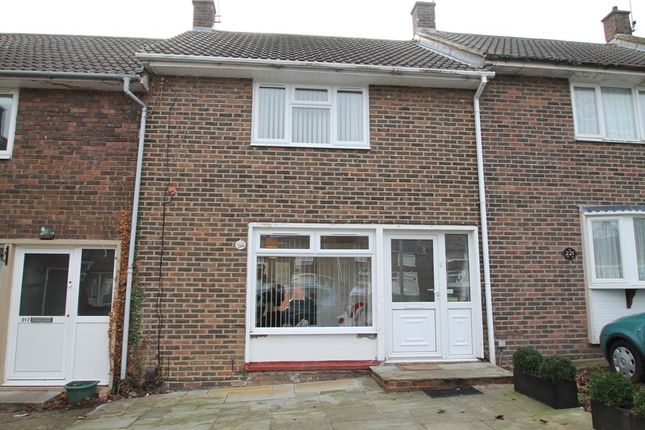 Thumbnail Terraced house for sale in Great Gregorie, Lee Chapel South, Basildon