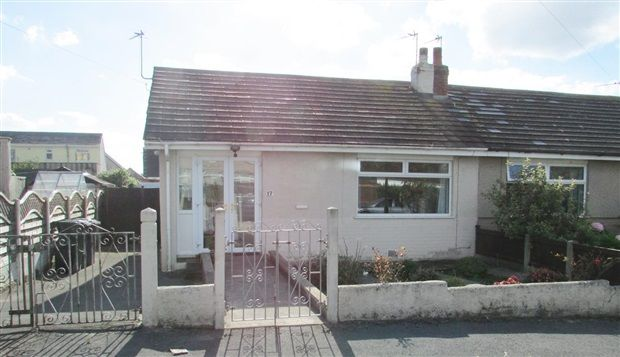 Thumbnail Bungalow for sale in Westbourne Road, Morecambe