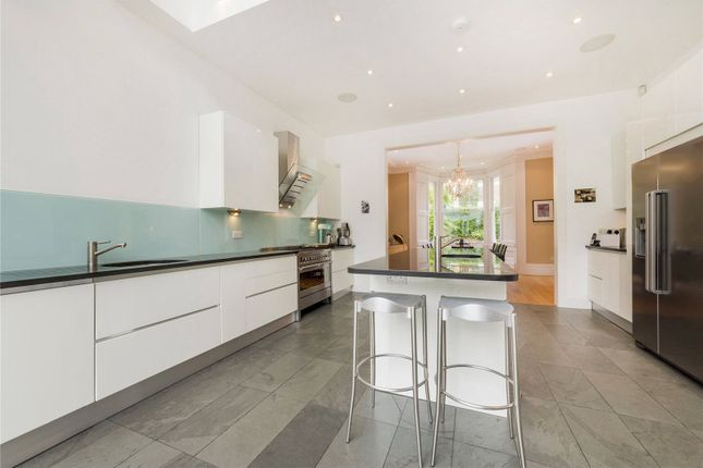 Thumbnail Detached house to rent in South Hill Park Gardens, South Hill Park, London