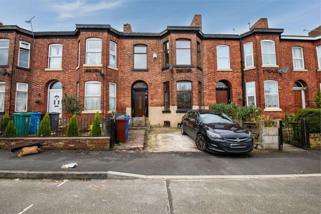 Thumbnail Terraced house for sale in Victoria Terrace, Longsight, Manchester
