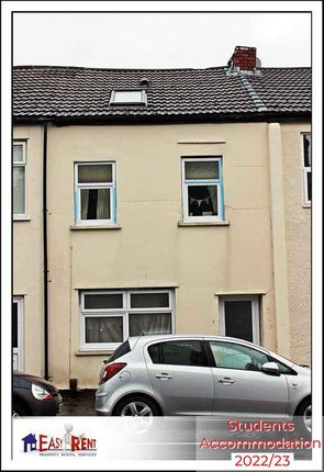 Thumbnail Shared accommodation to rent in Cathays Terrance, Cardiff