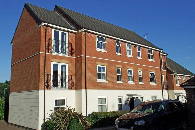 Thumbnail Flat to rent in Marigold Lane, Mountsorrel, Loughborough