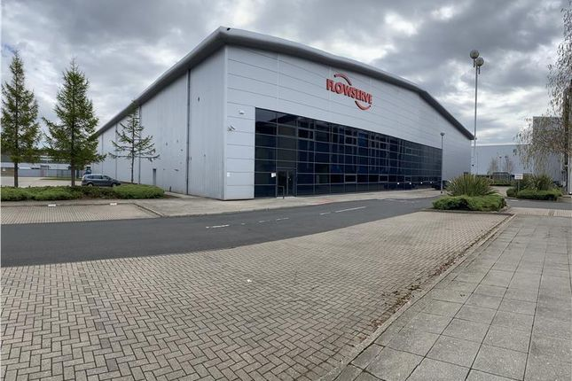 Thumbnail Light industrial to let in Unit 4, Queens Park Queensway North, Team Valley Trading Estate, Gateshead, Tyne And Wear