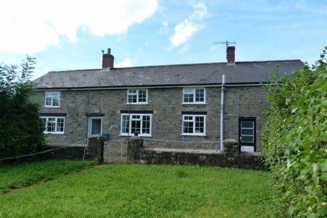Thumbnail Detached house for sale in Ty Newydd, Cwm Llwyd, Carno, Powys