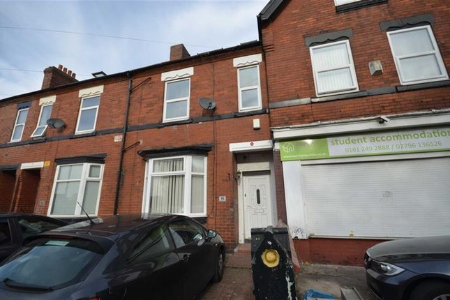 Thumbnail Terraced house to rent in Denmark Road, Rusholme, Manchester