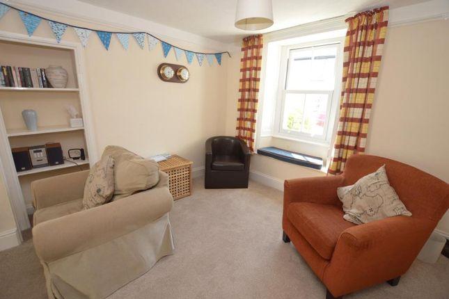 Sitting Room of Albion Street, Shaldon, Devon TQ14