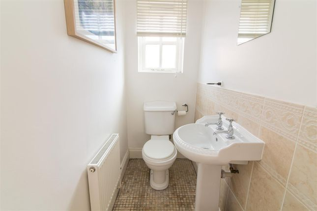 Ground Floor WC of Walnut Grove, Cotgrave, Nottingham NG12