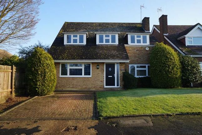 Thumbnail Detached house to rent in The Squirrels, Pinner