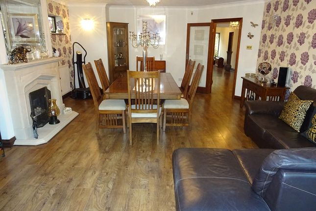 Lounge of Springvale, Wigmore, Kent. ME8