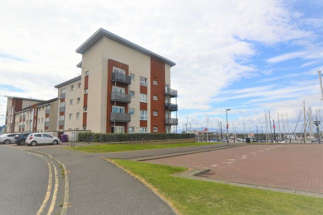 Thumbnail Flat for sale in 13 Dockers Gardens, Ardrossan