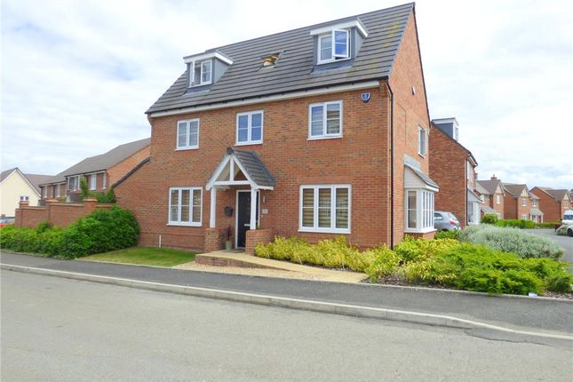 5 bed detached house for sale in Spiers Crescent, Evesham WR11