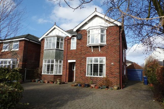 Thumbnail Detached house for sale in Liverpool Road, Penwortham, Preston