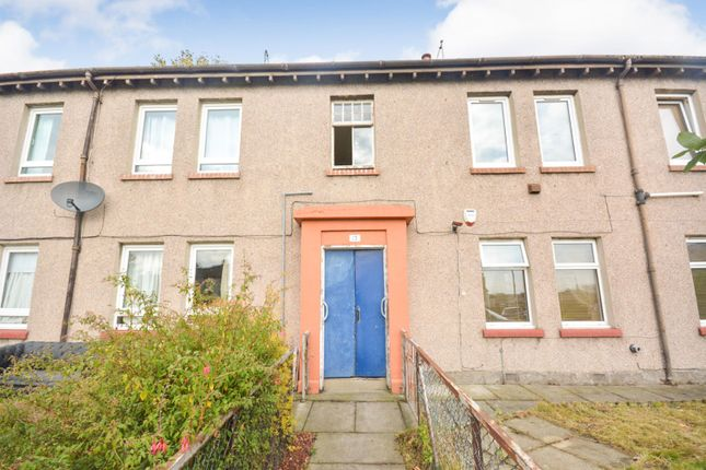 Front View of Restalrig Crescent, Edinburgh EH7