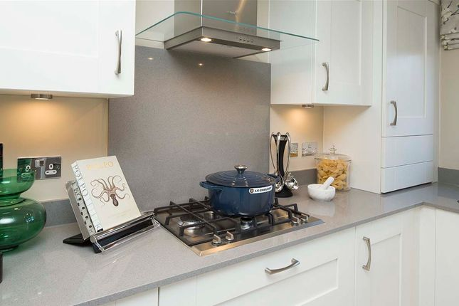 Thumbnail Terraced house for sale in The Fennel, Lea Meadow, Peppard Road, Sonning Common, Reading, Berkshire