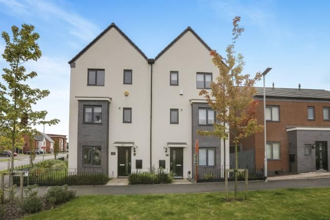 Thumbnail Semi-detached house for sale in Mayflower Gardens, Oxley, Wolverhampton, West Midlands