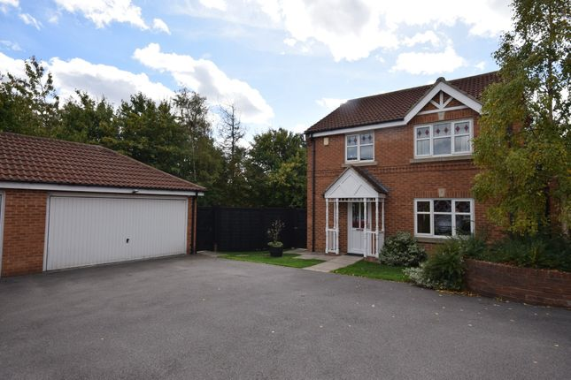 Thumbnail Detached house for sale in Hoctun Close, Castleford