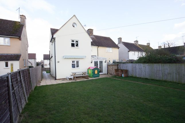 Thumbnail Semi-detached house for sale in Barnmeadow Road, Winchcombe, Cheltenham