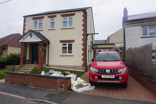 Detached house for sale in Heol Treventy, Cross Hands, Llanelli
