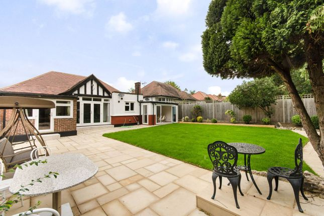 Thumbnail Bungalow for sale in Barn Hill, Wembley