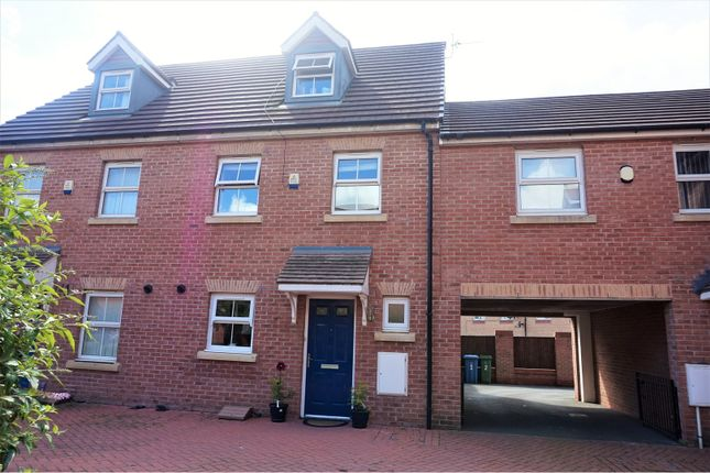 Thumbnail Semi-detached house for sale in Grimsby Court, Liverpool